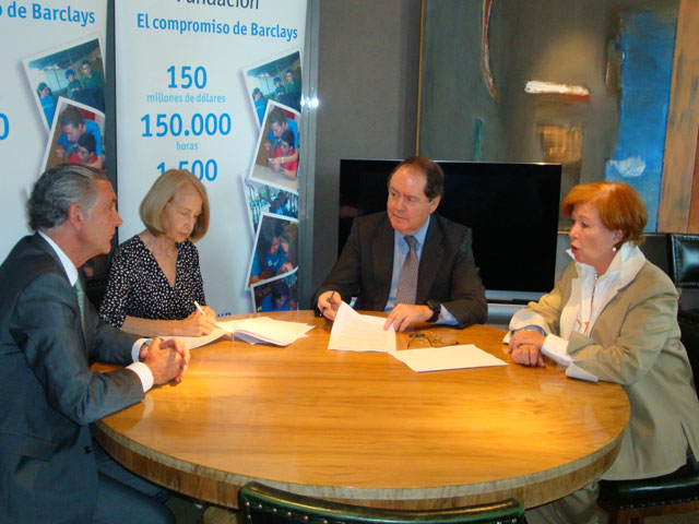 La Fundación Barclays y la Fundación Anar apoyan a adolescentes con riesgo de exclusión social