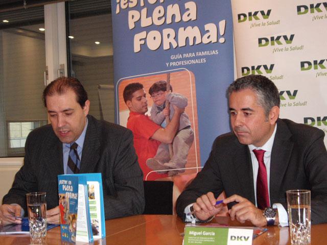 DKV impulsa una campaña para prevenir la obesidad en personas con síndrome de Down