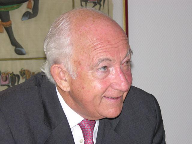 Rolf Hüppi: Presidente del Grupo Paralife