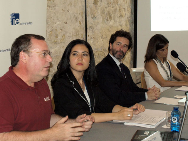 IE University reúne a expertos internacionales sobre el desarrollo de proyectos empresariales de carácter social