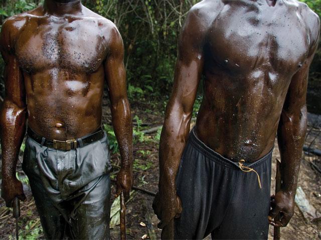 La maldición del oro negro: Transparencia y petróleo