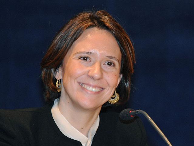 Teresa Sanjurjo, nueva directora de la Fundación Príncipe de Asturias