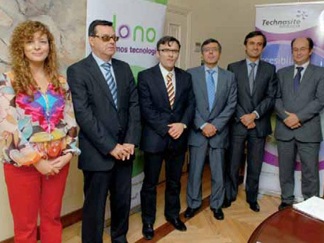 Vodafone donará tecnología a ONG y fundaciones : Telecomunicaciones