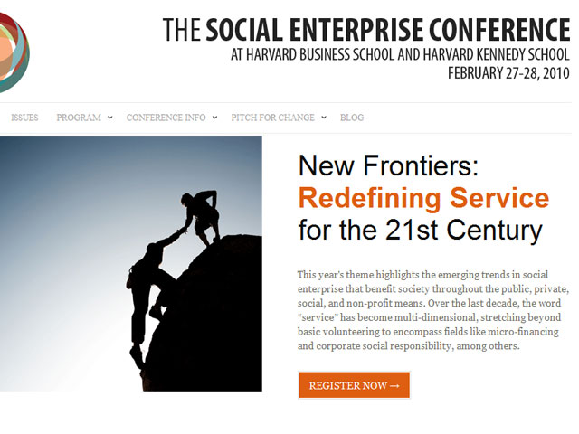 The Social Enterprise Conference: CITA