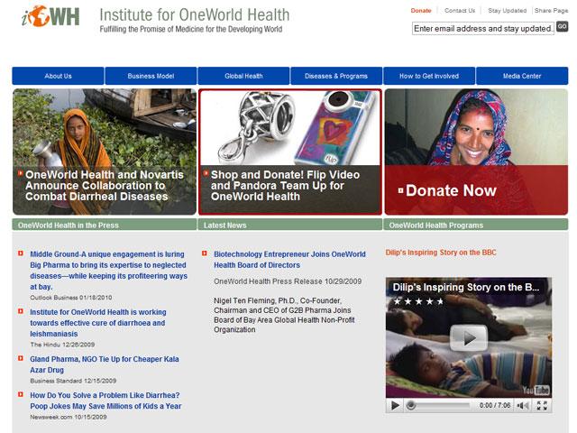 Institute for OneWorld Health