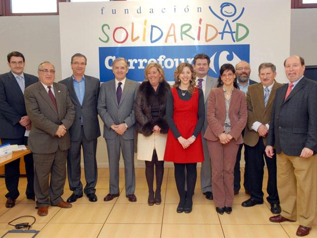 BECAS: Fundación Solidaridad Carrefour