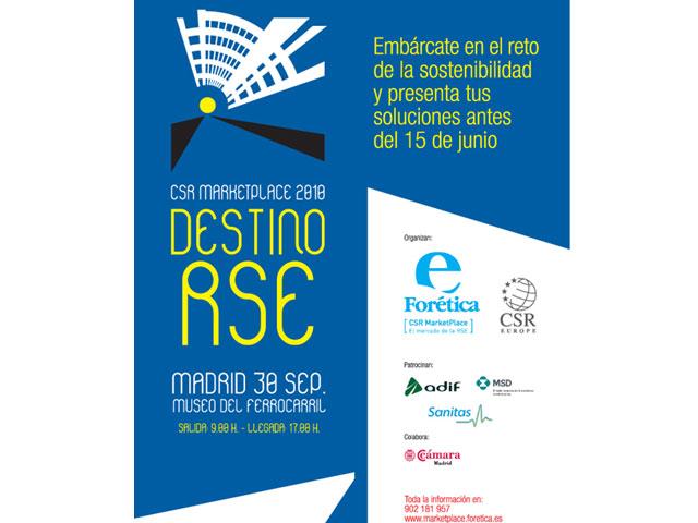 Encuentro: CSR MarketPlace 2010 - Destino RSE