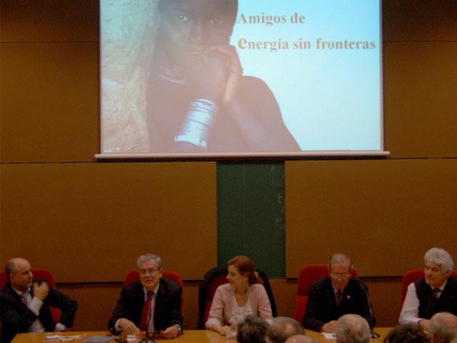 """Nace """"Amigos de Energía sin Fronteras"""""""