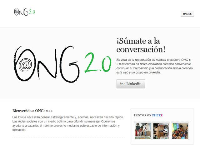 Linkedin: ONG's 2.0