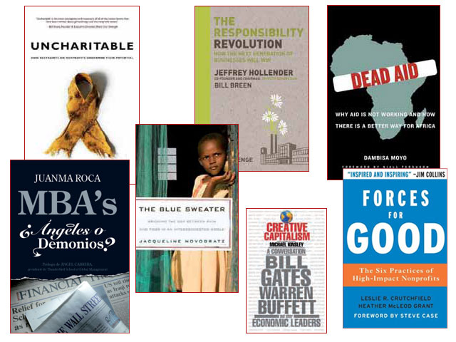 Lecturas responsables: los siete magníficos