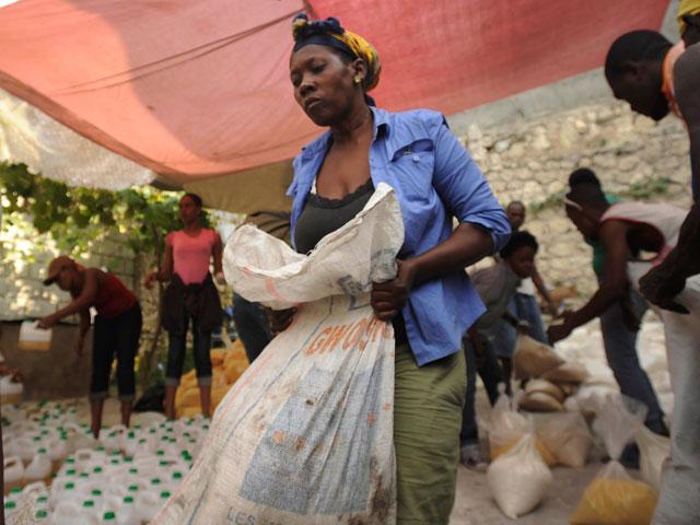 La comunidad internacional no incluye a los haitianos en la reconstrucción de su propio país