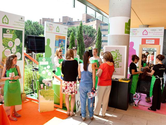 L'Oréal España celebra la primera feria de la solidaridad para sus empleados