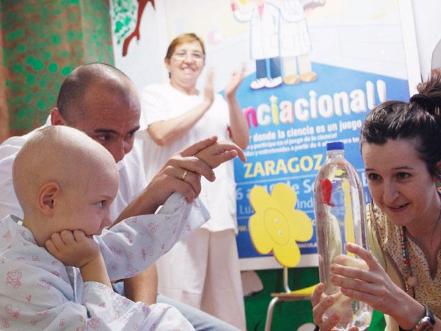 Imaginarium y Skoda acercan la ciencia a los pequeños