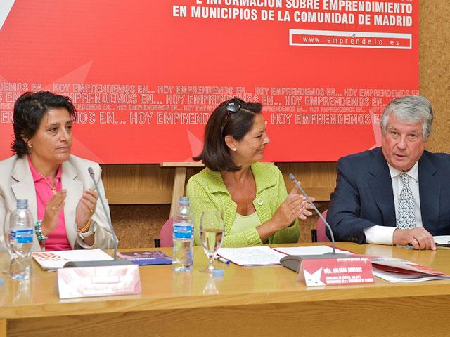 La Comunidad de Madrid forma y asesora a emprendedores