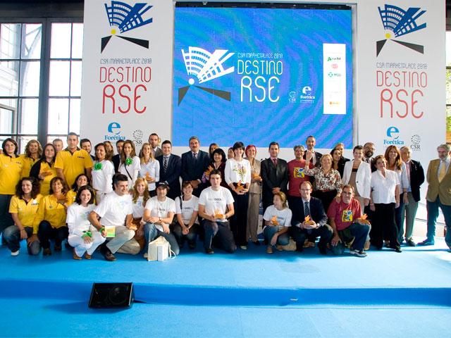 El CRS Marketplace premia el proyecto de inserción laboral de personas víctimas de violencia de género