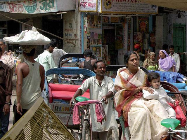 Un pasaje a la India