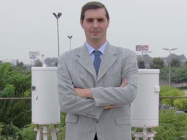 """Jorge Olcina: """"Los medios prefieren el enfoque catastrofista cuando publican noticias relacionadas con el cambio climático"""""""