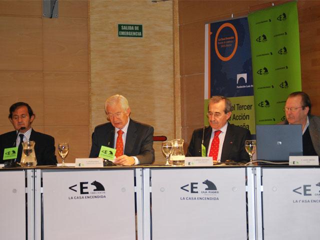 Las ONG de Acción Social representan el 2,7% del mercado laboral español