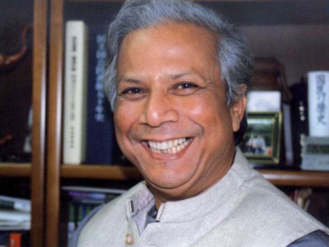 Yunus, un liderazgo real