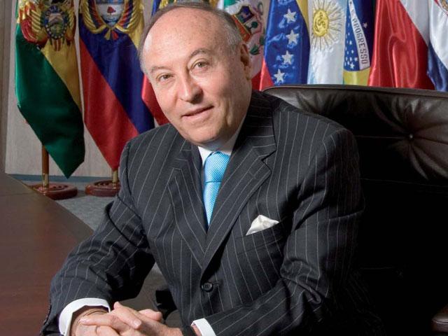 """Enrique García: """"Somos una institución que prefiere hacer antes que comunicar"""""""
