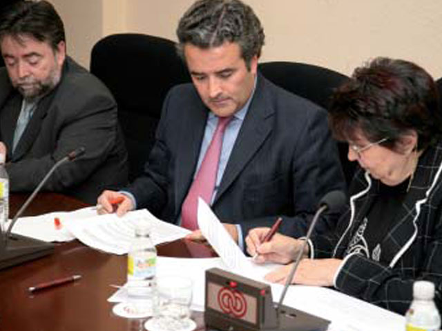 Acuerdo entre Sanitas y Down España