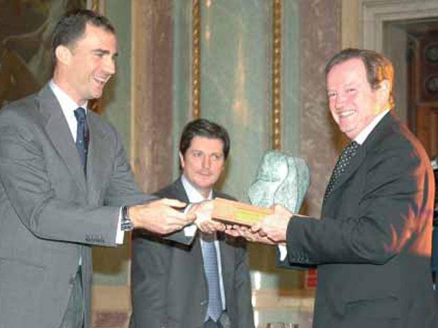 Grupo SOS y los empleados de La Caixa ganadores del X Premio Codespa