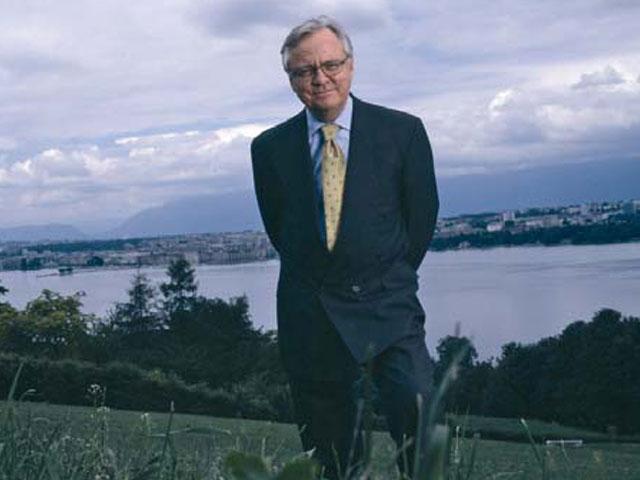 """Björn Stigson: """"La innovación es la clave para crear un mundo más sostenible"""""""