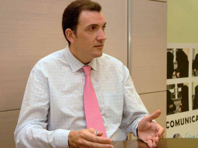 """José Manuel Velasco: """"Si la empresa quiere ser responsable tiene que escuchar a sus distintos grupos de interés"""""""