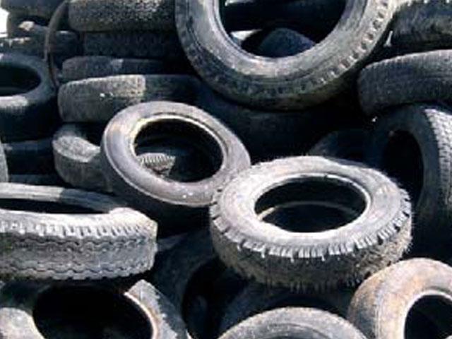 Repsol YPF producirá asfalto a base de neumáticos reciclados