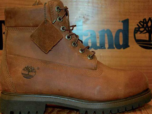 Timberland, las botas con corazón