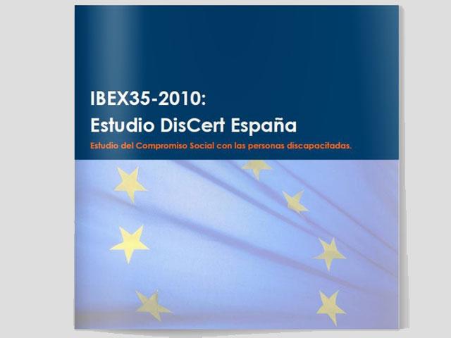 """Estudio """"Discert-España, IBEX-35:2010"""""""