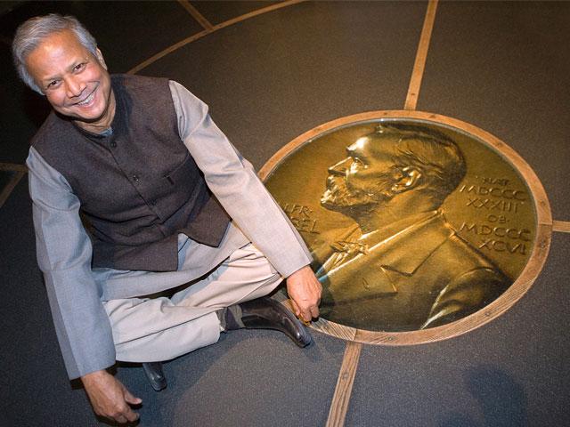 ¿Qué pasa con el creador de los microcréditos, Muhammad Yunus?