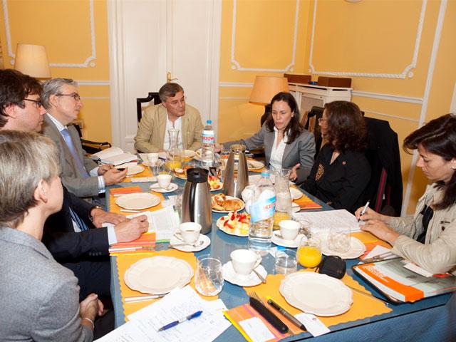 Desayuno CE: La revolución empresarial en situaciones de emergencia