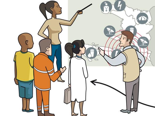 Cómo gestionar eficazmente la ayuda humanitaria