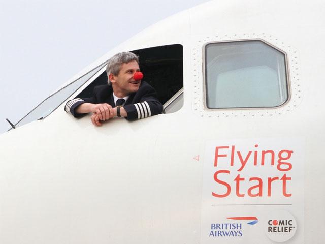 British Airways celebra un año de su proyecto solidario Flying Start