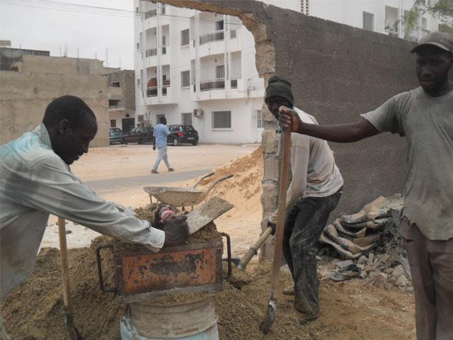 El proyecto Casa España toma forma en Dakar