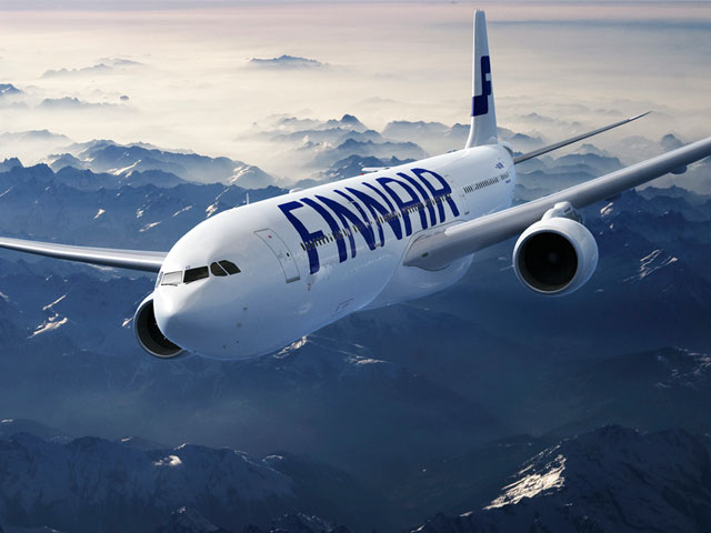 Finnair comienza a volar con biocombustible