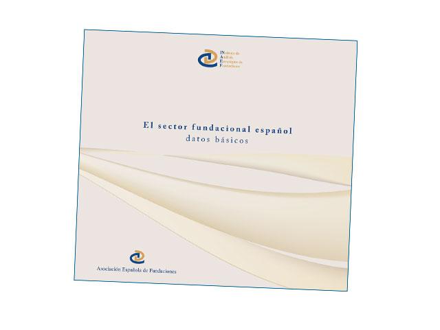 """Informe: """"El sector fundacional español: datos básicos"""""""