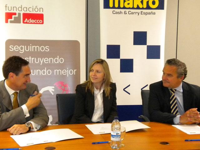 Makro y la Fundación Adecco promueven la integración de personas con discapacidad