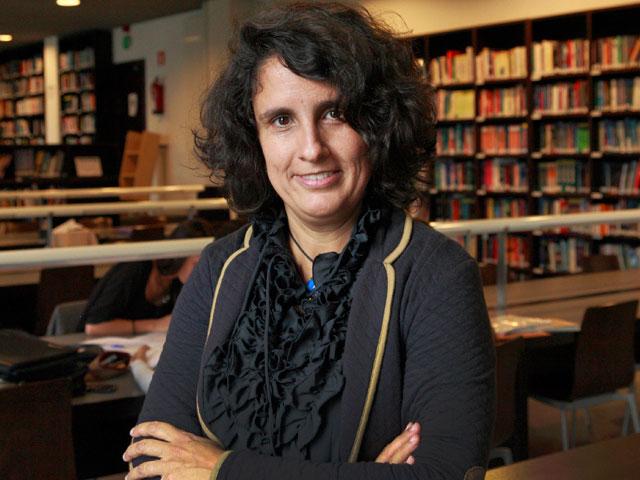 Marta Rey, directora de la cátedra Inditex de RS de la UDC