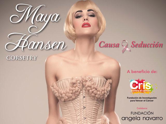 Causa & seducción, una iniciativa para la lucha contra el cáncer de mama con moda, belleza y concienciación