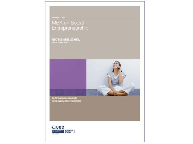 Formación: MBA en Social Entrepreneurship y Posgrado de Emprendedores Sociales