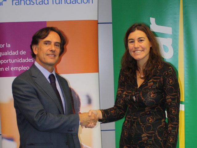 La Fundación Randstad y Europcar favorecen la inserción laboral de personas con discapacidad