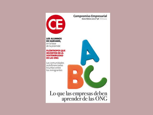 Nuevo número de CE: ¿Qué deben aprender las empresas de las ONG?