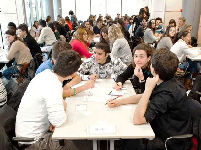 Más de cien alumnos ponen a prueba sus dotes de innovación