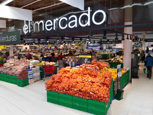 Carrefour descuenta el IVA a los mayores de 65 años