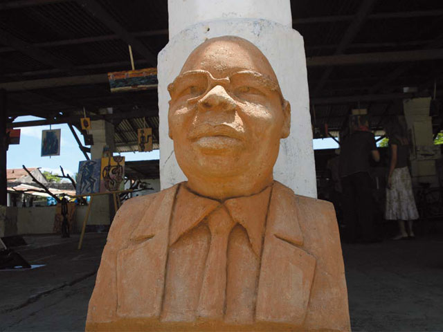 The big man africano