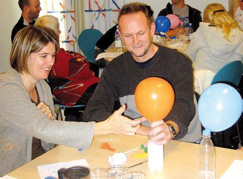 Forskerfabrikken: la fórmula del Venture Philanthropy hace la ciencia emocionante