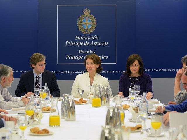 La Fundación Príncipe de Asturias da ejemplo de transparencia