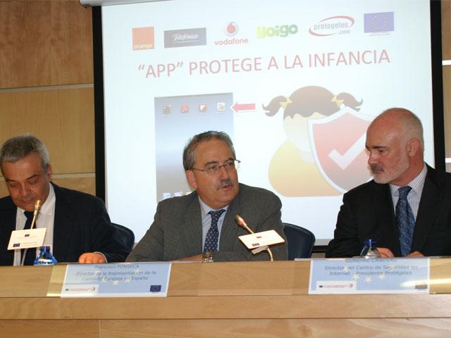 Orange, Telefónica, Vodafone y Yoigo, juntos por el fomento del uso responsable de móviles por los menores